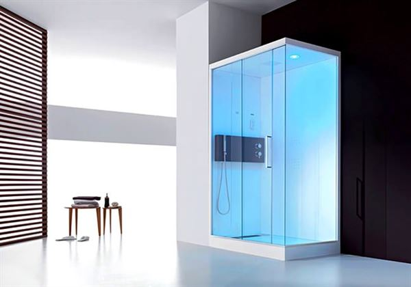 buharlı modern duşa kabin modelleri - dekoratif dusa kabinler - Buharlı Modern Duşa Kabin Modelleri
