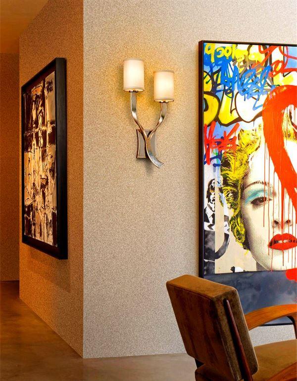 dekoratif aksesuar modelleri - dekoratif duvar aydinlatma aplik tablo modeli - Dekoratif Aksesuar Modelleri