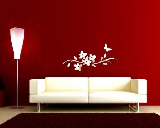 Dekoratif Duvar Ayna Örnekleri