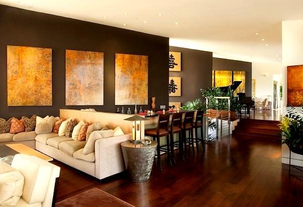 dekoratif duvar süsleme duvarlarınızı resim ve tablolarla süsleme fikirleri