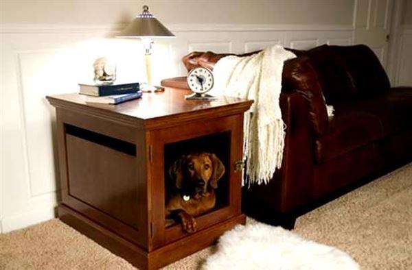 Evcil Hayvanlarınıza Dekorasyon Mobilyaları 3