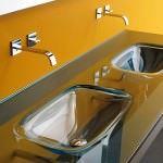 İlginç farklı banyo lavabo tasarımları - dekoratif ilginc lavobo 150x150 - İlginç Farklı Banyo Lavabo Tasarımları