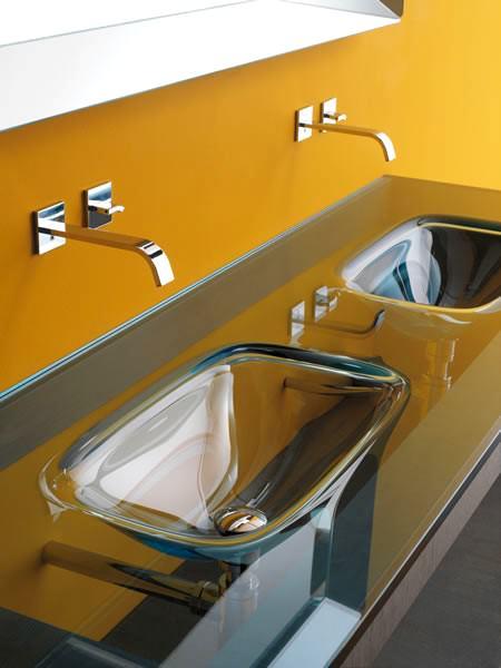 İlginç Farklı Banyo Lavabo Tasarımları 6