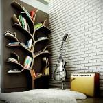 Dekoratif Kitaplık Tasarımları