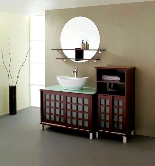 Modern Dekoratif 2012 Banyo Lavabo Modelleri 4