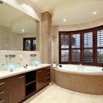 küvetli banyo dekorasyon modelleri - dekoratif kuvetli banyo dekorasyon 150x150 - Küvetli Banyo Dekorasyon Modelleri