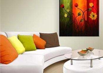 dekoratif modern duvar tablo modelleri10