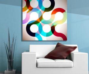 Tablolarla Duvarlarınıza Modernlik Katın