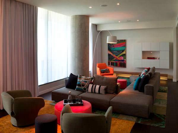 Modern Dekoratif Oturma Odası Dekorasyon Fikirleri 3