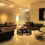 Modern Renkli Salon ve Oturma Odası Stilleri 2