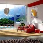 Modern Sanatsal Oda Tasarım Fikirleri 1