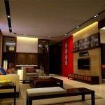 oturma odası tv seyretme düzeni