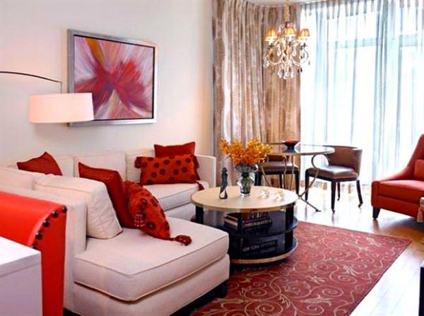 oturma odası renk dekorasyon