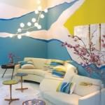 resimli duvar dekorasyonları - deniz duvar 150x150 - Değişik Resimli Duvar Dekorasyonları