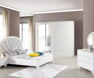 Yeni Tasarım Modern Yatak Odası Modelleri