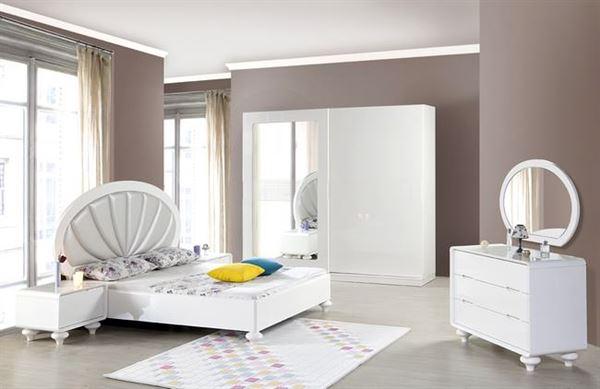 Yeni Tasarım Modern Yatak Odası Modelleri 11