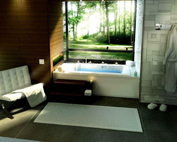 Güzel Banyo Küvet Tasarım Modelleri 4