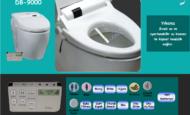 Modern akıllı klozetler banyolara konfor getiriyor