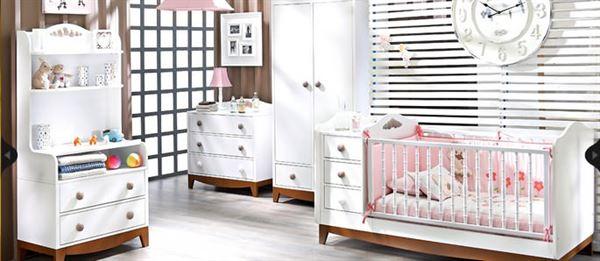 doğataş bebek odası beşik
