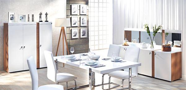 doğtaş mobilya yemek odası modelleri - dogtas yemek odasi bianco - Doğtaş Mobilya Yemek Odası Modelleri