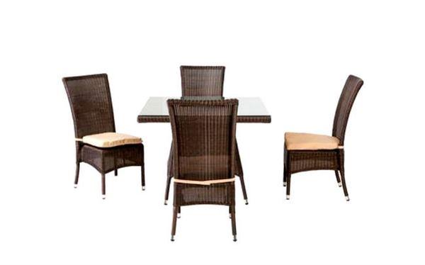 Tepe Home Dış Mekan Masa Sandalye Koltuk Modelleri 5