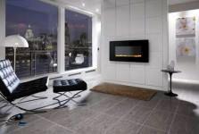 Şömineli Ev Dekorasyon Modelleri 3