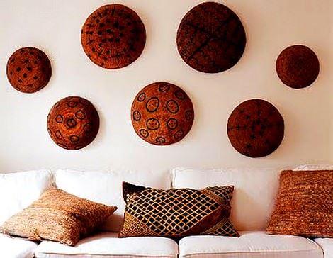 dekoratif duvar süsleme fikirleri
