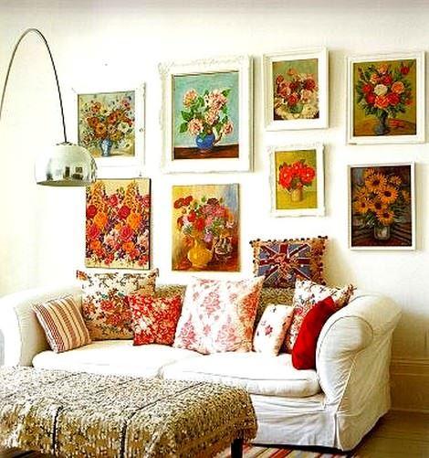 salon duvar süslemeleri