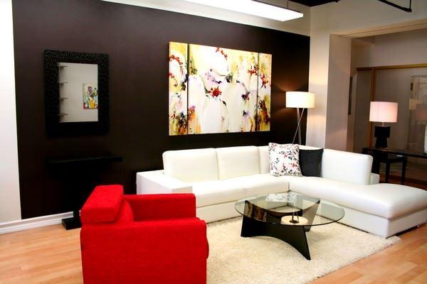duvar tablo örnekleri duvarlarınızı resim ve tablolarla süsleme fikirleri