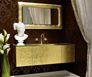Ufak Banyolar İçin Dolap Fikirleri