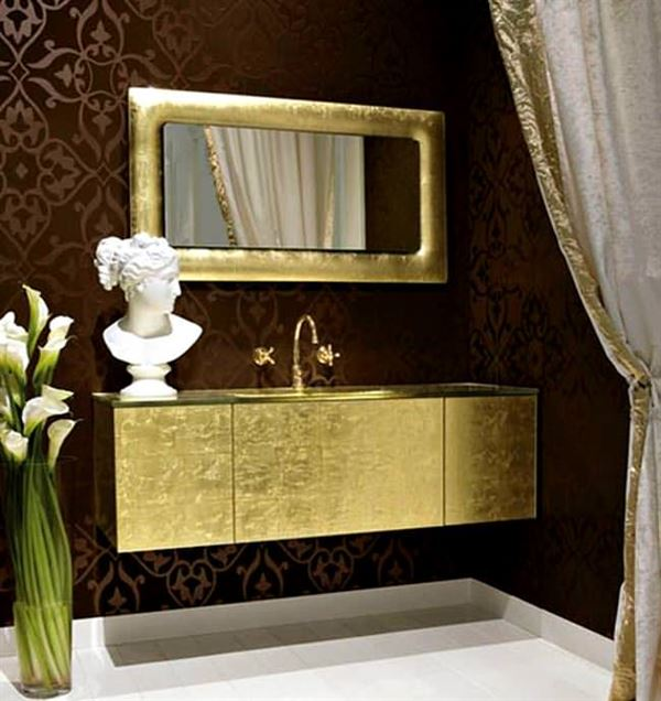 duvara-montali-banyo-dolabi ufak banyolar İçin dolap fikirleri