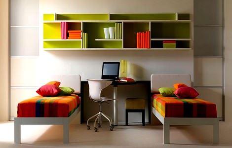 Çocuk Odası Dekorasyon Ve Mobilya Fikirleri 10