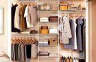 Modern Şık Giysi Odası Dekorasyon Fikirleri