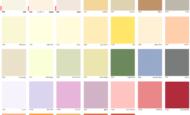 Dyo Boya 2012 Dış Cephe Renkleri