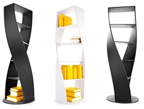 Modern Yeni Tasarım Kitaplık Modelleri 1
