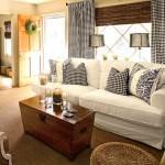 Renkli Oturma Odası Dekorasyon Fikirleri 8