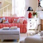 Renkli Oturma Odası Dekorasyon Fikirleri 7