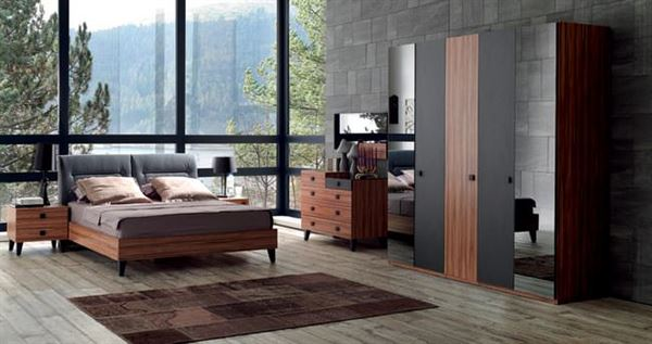 Enza Mobilya Yatak Odası Tasarımları 8