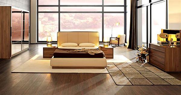 yatak odası renkleri enza mobilya