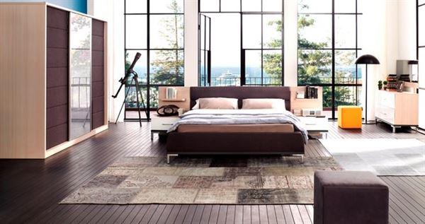 enza yatak odası modelleri