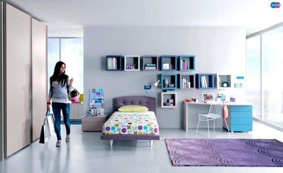 Ergenliğe Girmiş Çocuklarınız İçin Oda Dekorasyon Fikirleri 19
