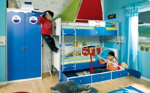 Yeni Model Çocuk Odası Ranza Fikirleri 3