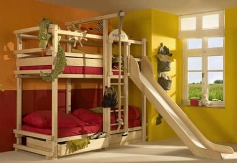 Yeni Model Çocuk Odası Ranza Fikirleri 2