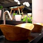 Lüks İlginç Banyo Lavabo Tasarımları 1