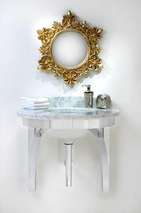 İlginç Farklı Banyo Lavabo Tasarımları 8
