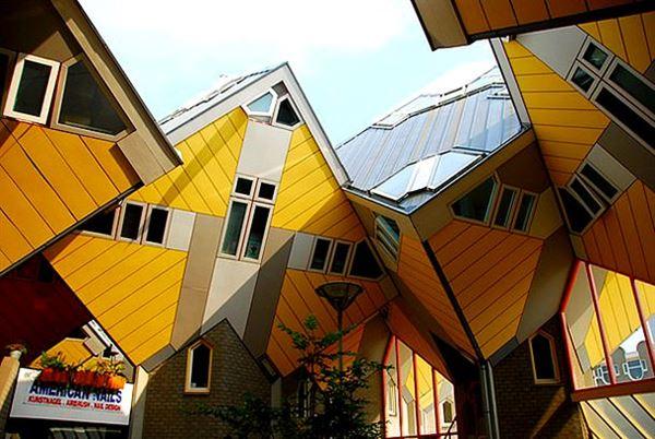 Farklı Değişik Mimari Yapılar 1