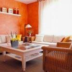 Renkli Yaza Özel Oturma Odası Dekorasyon Fikirleri 4
