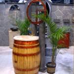 İlginç farklı banyo lavabo tasarımları - fici seklinde lavobo modeli 150x150