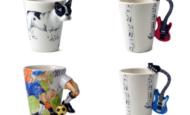 Farklı Tasarımlarda Fincan Modelleri