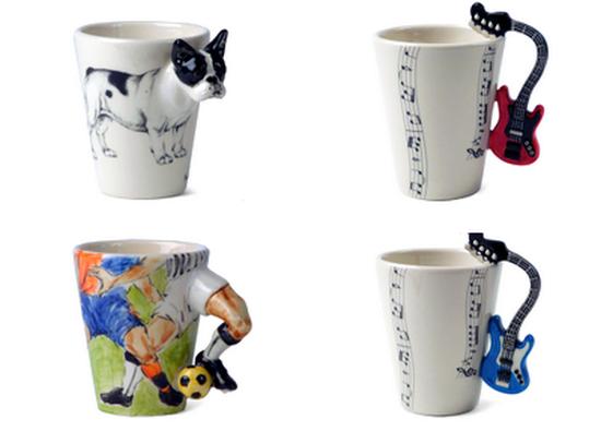 farklı tasarımlarda fincan modelleri - fincan modelleri - Farklı Tasarımlarda Fincan Modelleri